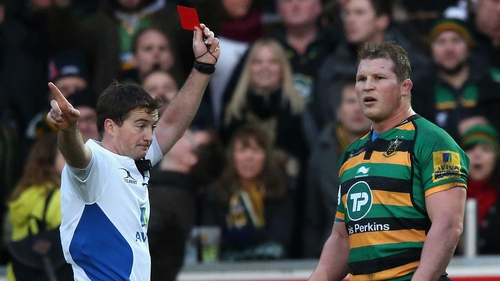 Dylan Hartley has already been banned for 54 weeks of his career