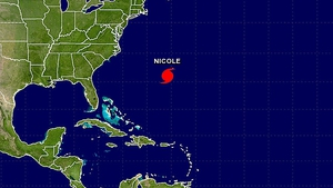 Top winds of 210km/h are forecast (Image: National Hurricane Center)