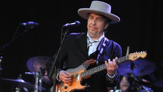 Bob Dylan Nobel Prize for Literature