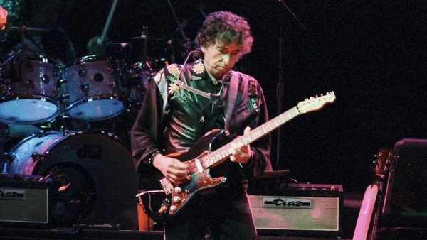 Bob Dylan is one of the best-selling artists of all time
