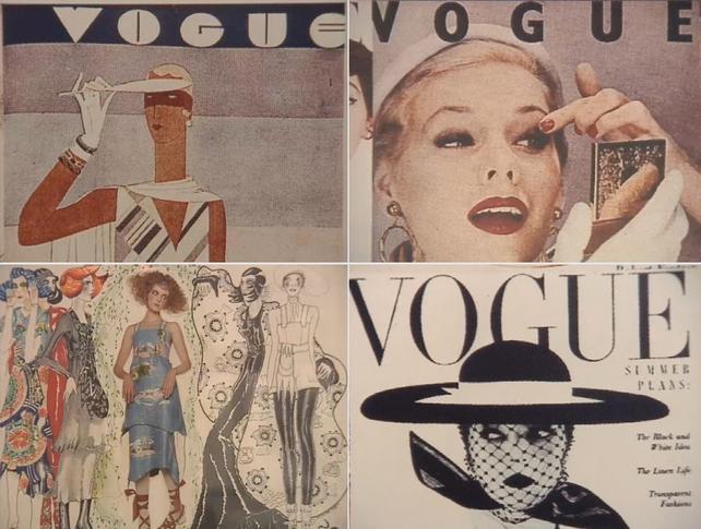 Vogue Magazine Celebrates 75 years