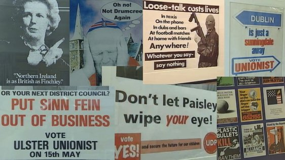 Northern Ireland Poster Exhibition (2001)
