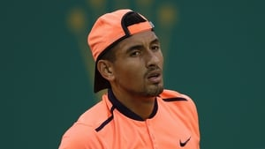 Kyrgios has been punished for 'tanking' in Shanghai