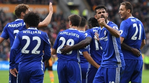 Chelsea are looking for an 11th win on the trot when they take on Palace