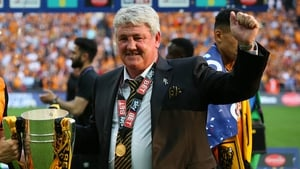 Steve Bruce is hoping to repeat his promotion success with Hull last season