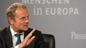 Donald Tusk said that Brexit 'will be a loss for all of us'