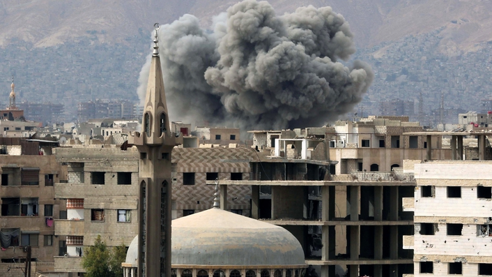 """US claims Syrian generals involved in """"killing and injuring civilians"""""""