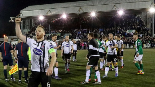 Stephen O'Donnell has signed a new contract with Dundalk
