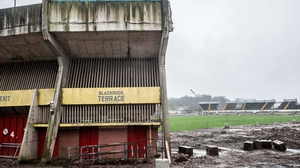 The redevelopment ofPairc Ui Chaoimh will not be completed until July 2017