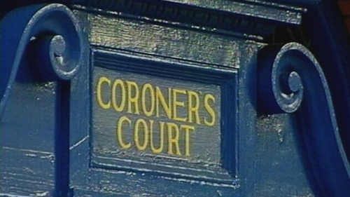 The coroner's court was toldthat Paul Kavanagh was reversing to escape his attackers when he was shot
