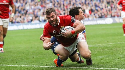 Erasmus delighted with Munster progress
