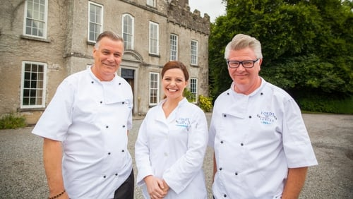Tune into Lords & Ladles on RTÉ One this Sunday at 6:30pm for some fantastic vintage recipes. Check out a selection of recipes from Ballinlough Castle - 18th Century.