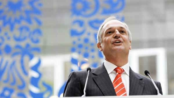 Paul Polman, the former Unilever CEO
