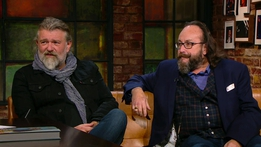 The Late Late Show Extras: Hairy Bikers