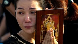 One year of official mourning has begun in Thailand