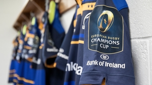 Leinster face the Exeter Chiefs