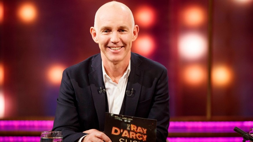 Live: The Ray D'Arcy Show