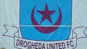 Drogheda are still in the hunt to make an instant return to the top flight