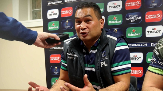 Pat Lam to leave Connacht