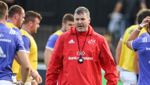 Anthony Foley passed away at the weekend