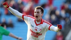 Cillian O'Connor will be hoping to claim a winners medal with his club in 2016