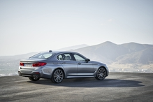 The 5 Series - evolution rather than revolution.