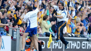 Davy Fitzgerald led Clare to All-Ireland glory in 2013