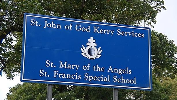 St John of God Kerry Services