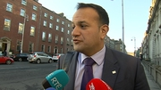Leo Varadkar said an election would not be good for the country