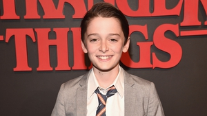 12-year-old Noah Schnapp plays Will Byers in the hit series