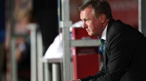 Michael O'Neill recently signed a new contract with the IFA