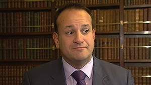 Leo Varadkar was speaking before an event in Brussels