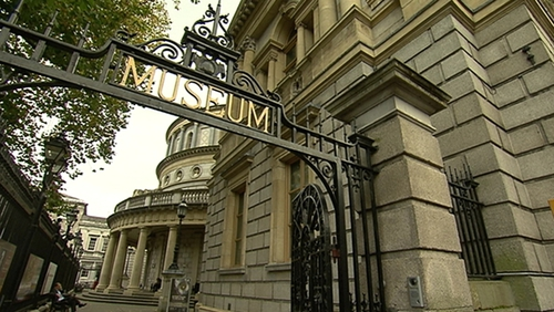 The Seanad chamber will move to the museum on Kildare Street next September while a multi-million euro refurbishment project is carried out on Leinster House