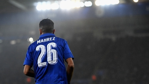 Riyad Mahrez's improvement in form has helped Leicester to back-to-back wins