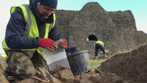 The dig at the Hellfire Club is running throughout October