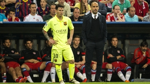 Guardiola will come up against his former player Leo Messi