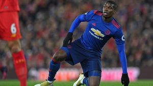 Pogba was a peripheral figure against Liverpool