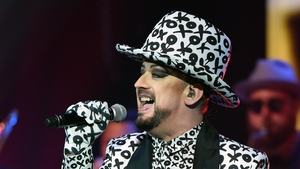 """Boy George - """"losing him was like losing a family member"""""""