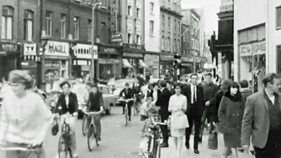 South Great George's Street, Dublin (1966)