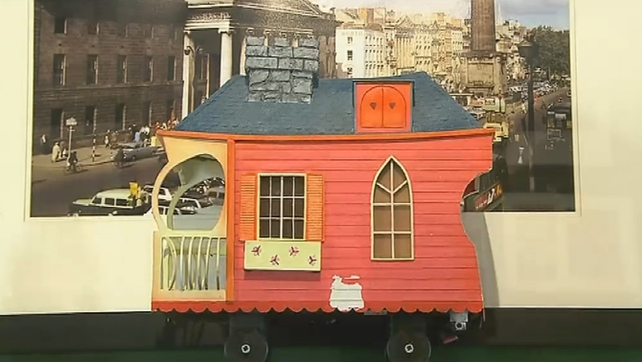 Wanderly Wagon Model at The Little Museum of Dublin