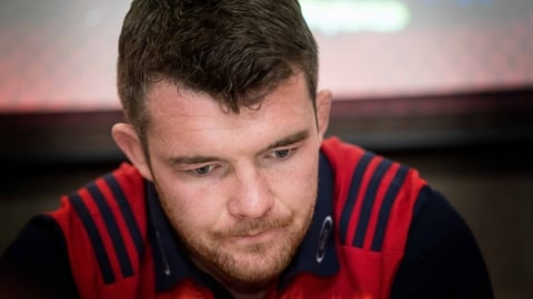 Peter O'Mahony speaks about Munster's loss