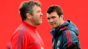 Peter O'Mahony: 'You could never learn the amount we've now lost.'