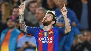 Messi's current deal runs out in 2018