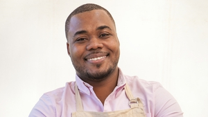 Selasi has become the ninth person to be sent home on GBBO