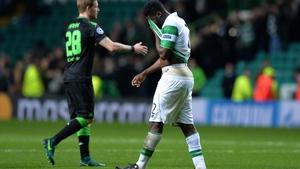 Kolo Toure had a night to forget against Borussia Monchengladbach