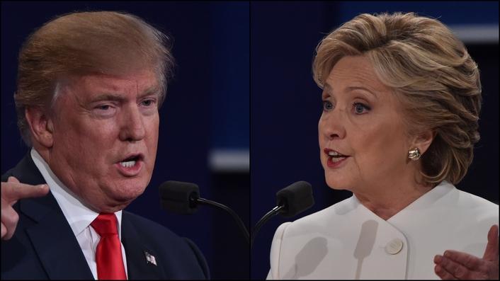 Trump focussing efforts on traditional battleground Rust Belt states