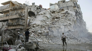 Rebels have said they will not give up the city of Aleppo to Russia