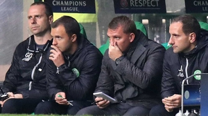 Brendan Rodgers: 'We gifted them two goals.'