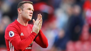 Wayne Rooney will not leave Old Trafford before the end of this season