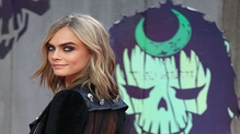 She's cool, reckless, and gorgeous. Cara's one of the most popular models and it-girls on the market. She's currently switching careers to focus on acting. Here, she's rocking the red carpet at the premiere of Suicide Squad. We're cheering for you, C!